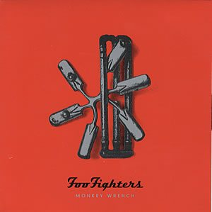 Foo Fighters - Monkey Wrench cover art