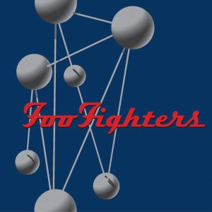 Foo Fighters - The Colour and the Shape cover art