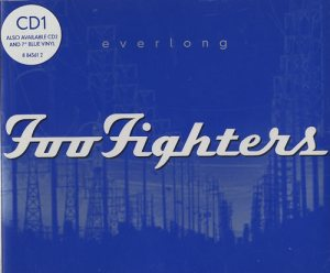 Foo Fighters - Everlong cover art