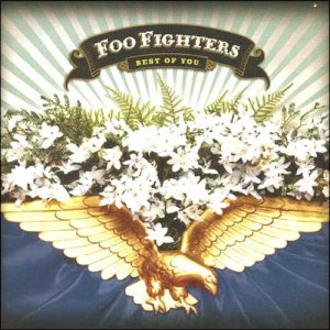 Foo Fighters - Best of You cover art