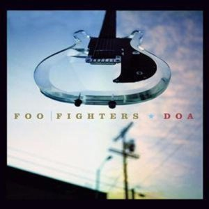 Foo Fighters - DOA cover art