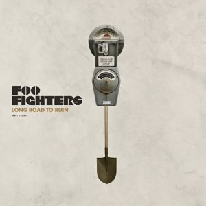 Foo Fighters - Long Road to Ruin cover art