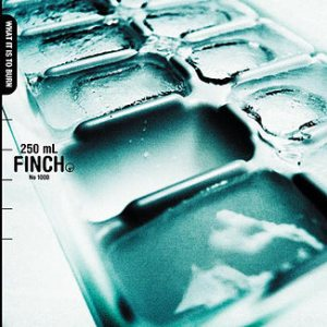 Finch - What It Is to Burn cover art