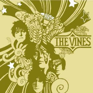 The Vines - Ride cover art