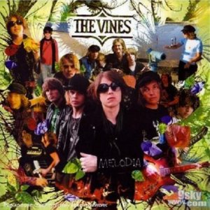 The Vines - Melodia cover art
