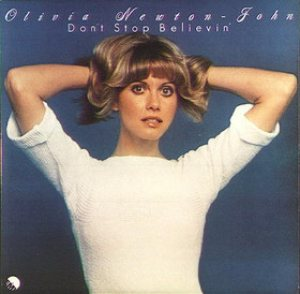 Olivia Newton-John - Don't Stop Believin' cover art