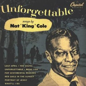 Nat King Cole - Unforgettable cover art