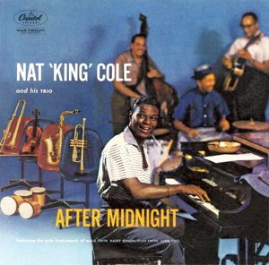 Nat King Cole - After Midnight cover art