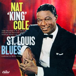 Nat King Cole - St. Louis Blues cover art