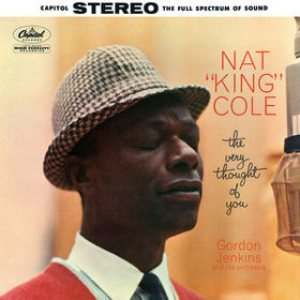 Nat King Cole - The Very Thought of You cover art