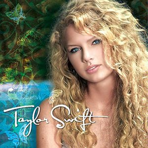 Taylor Swift - Taylor Swift cover art