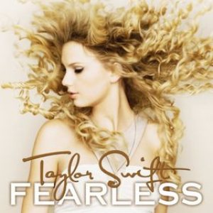 Taylor Swift - Fearless cover art