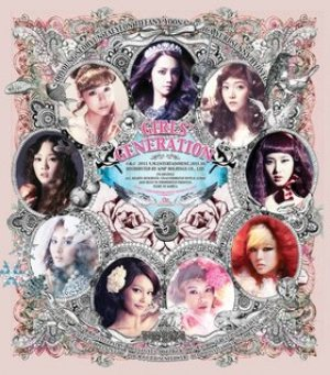 소녀시대 (Girls' Generation) - The Boys cover art