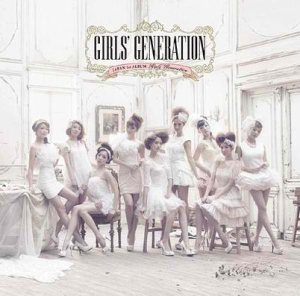 소녀시대 (Girls' Generation) - Girls' Generation (Japanese) cover art