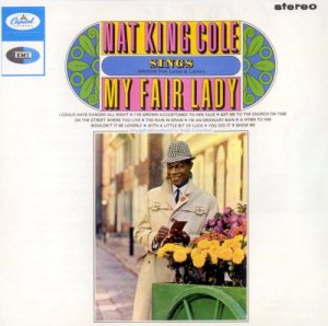 Nat King Cole - Nat King Cole Sings My Fair Lady cover art