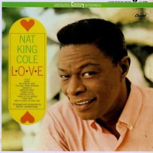 Nat King Cole - L-O-V-E cover art