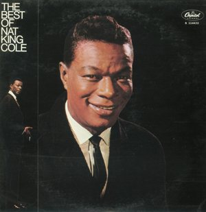 Nat King Cole - The Best of Nat King Cole cover art