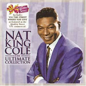 Nat King Cole - The Ultimate Collection cover art