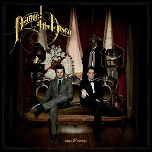 Panic! At The Disco - Vices & Virtues cover art