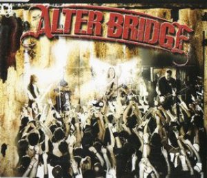 Alter Bridge - Fan EP cover art