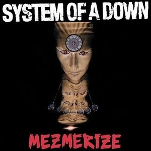 System of a Down - Mezmerize cover art