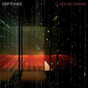 Deftones - Koi No Yokan cover art