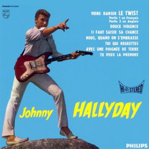 Johnny Hallyday - Viens danser le twist cover art