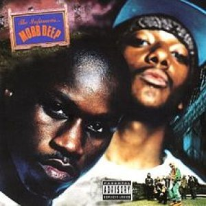 Mobb Deep - The Infamous cover art
