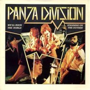 Panza Division - We'll Rock the World cover art