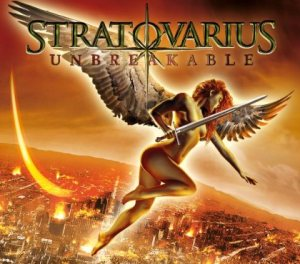 Stratovarius - Unbreakable cover art