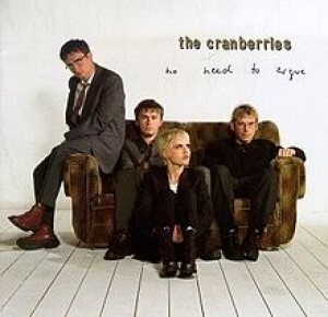 The Cranberries - No Need to Argue cover art