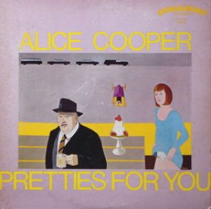 Alice Cooper - Pretties for You cover art
