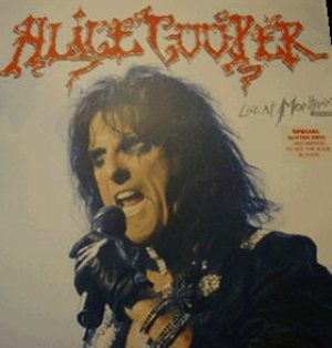 Alice Cooper - Live at Montreux 2005 cover art