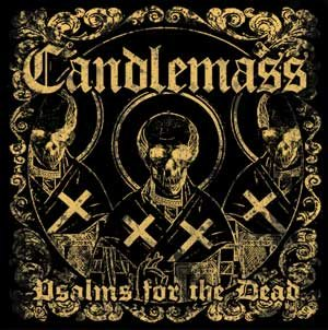 Candlemass - Psalms for the Dead cover art