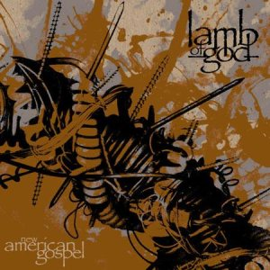 Lamb of God - New American Gospel cover art