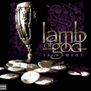 Lamb of God - Sacrament cover art