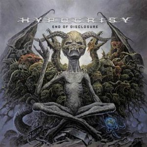 Hypocrisy - End of Disclosure cover art
