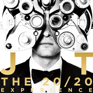 Justin Timberlake - The 20/20 Experience cover art