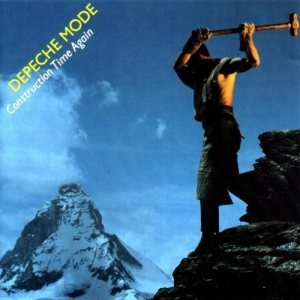 Depeche Mode - Construction Time Again cover art