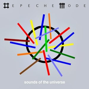Depeche Mode - Sounds of the Universe cover art