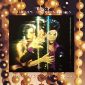 Prince / The New Power Generation - Diamonds and Pearls cover art