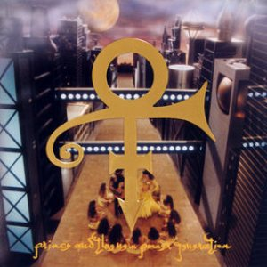 Prince / The New Power Generation - O(+> [Love Symbol Album] cover art
