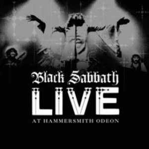 Black Sabbath - Live at Hammersmith Odeon cover art