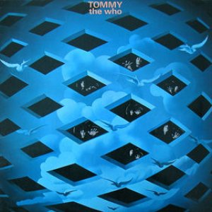 The Who - Tommy cover art