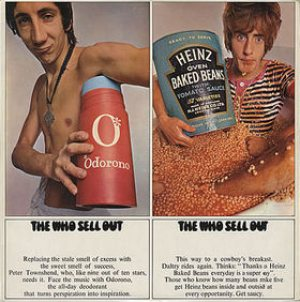 The Who - The Who Sell Out cover art
