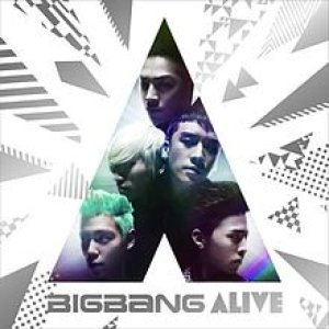 Big Bang - Alive cover art
