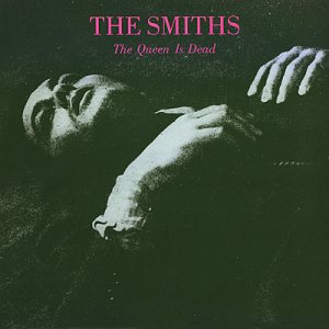 The Smiths - The Queen Is Dead cover art