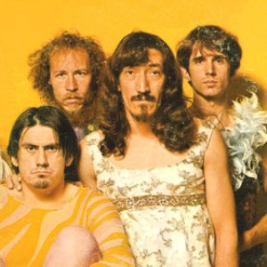 The Mothers of Invention - We're Only in It for the Money cover art
