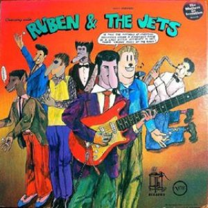 The Mothers of Invention - Cruising With Ruben & the Jets cover art