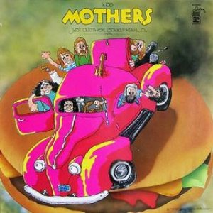 The Mothers - Just Another Band From L.A. cover art